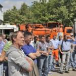 1e Nederlandse Rioolreparatie praktijkdag