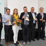 Gouden putdeksel 2017 uitgereikt: Prijswinnaars uit Almere (NL), Altena (D) en Osnabrück (D)
